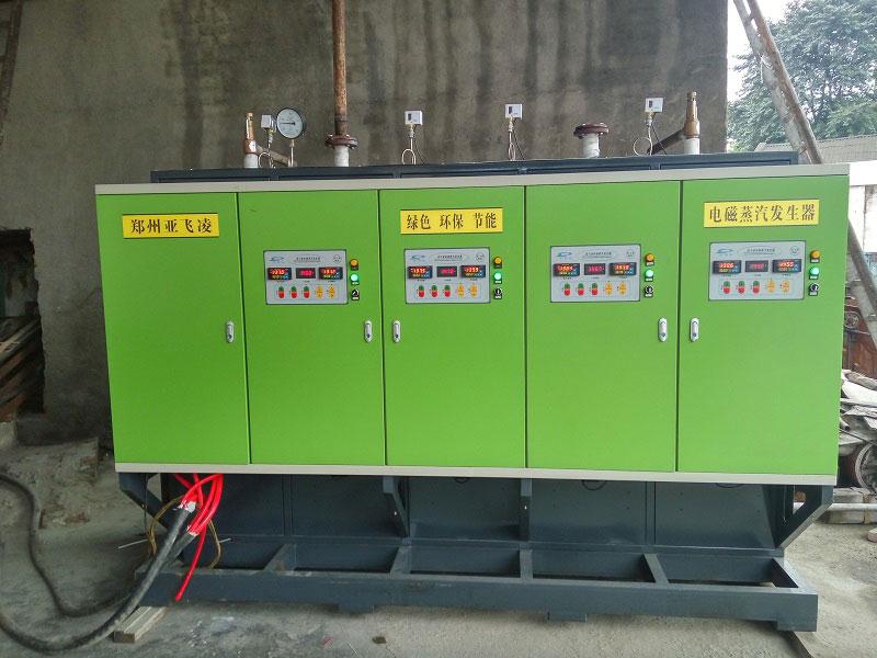 四川彭州五一造纸厂400KW蒸汽锅炉
