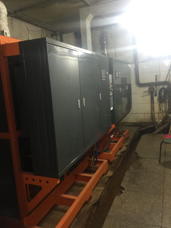 工业大学400KW电磁锅炉招标项目
